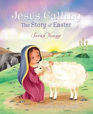 Jesus Calling: The Story of Easter (board book) - pr_1747143