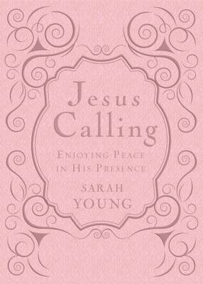 Jesus Calling - Deluxe Edition Pink Cover - pr_138177
