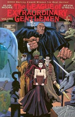 The League Of Extraordinary Gentlemen, Vol. 2 - pr_264937