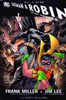 All Star Batman And Robin, The Boy Wonder - pr_61136