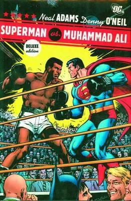 Superman Vs. Muhammad Ali, Deluxe Edition - pr_61146