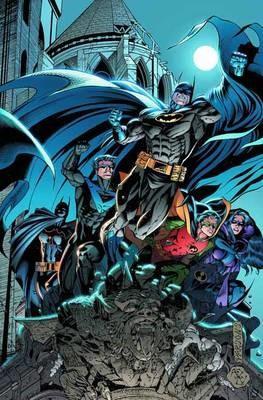 Batman: No Man's Land Vol. 3 -