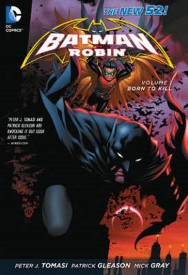 Batman & Robin Vol. 1 Born To Kill (The New 52) - pr_61161
