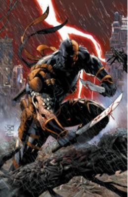 Deathstroke The Terminator Vol. 1 - pr_61215