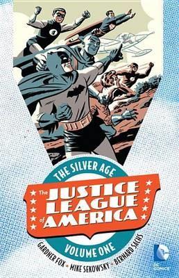 Justice League Of America The Silver Age Vol. 1 - pr_62198