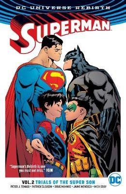 Superman Vol. 2 Full House (Rebirth) - pr_286991