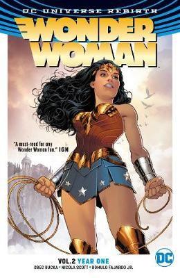 Wonder Woman Vol. 2: Year One (Rebirth) -