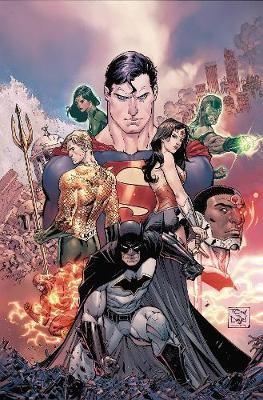 Justice League: The Rebirth Deluxe Edition Book 1 (Rebirth) -