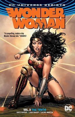 Wonder Woman Vol. 3: The Truth (Rebirth) -