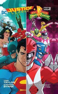Justice League/Power Rangers -
