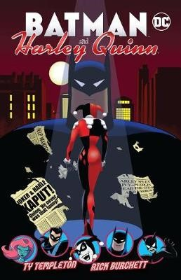 Batman and Harley Quinn -