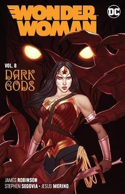Wonder Woman Volume 8 -