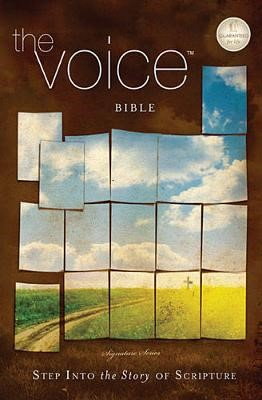 The Voice Bible, Personal Size, Paperback - pr_137967