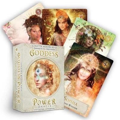 Goddess Power Oracle (Deluxe Keepsake Edition) -