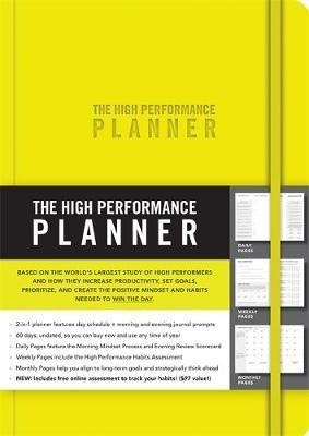The High Performance Planner - pr_308147
