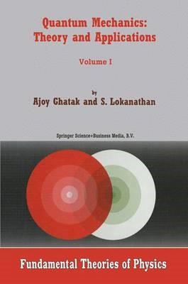 Quantum Mechanics: Theory and Applications - pr_1762073