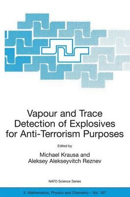 Vapour and Trace Detection of Explosives for Anti-Terrorism Purposes - pr_31094