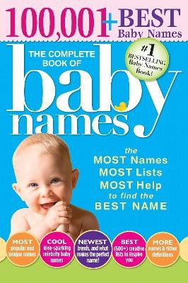 The Complete Book of Baby Names -