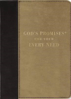 God's Promises for Your Every Need, Deluxe Edition - pr_138158