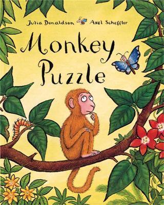Monkey Puzzle Big Book -