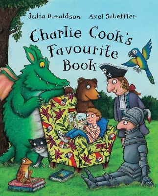Charlie Cook's Favourite Book - pr_178564