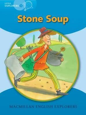 Little Explorers: B Stone Soup Big Book - pr_16335