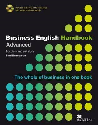 Business English Handbook Pack Advanced - pr_15211