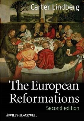 The European Reformations - pr_337064