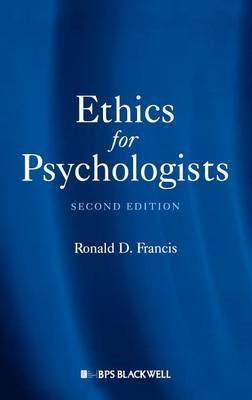 Ethics for Psychologists - pr_337117