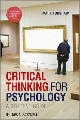 Critical Thinking For Psychology -