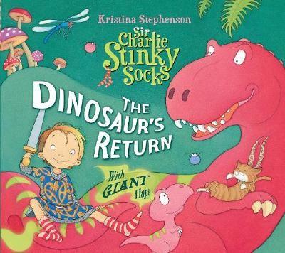 Sir Charlie Stinky Socks: The Dinosaur's Return - pr_347078