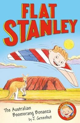 Jeff Brown's Flat Stanley: The Australian Boomerang Bonanza -