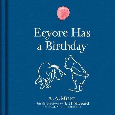 Winnie-the-Pooh: Eeyore Has A Birthday -