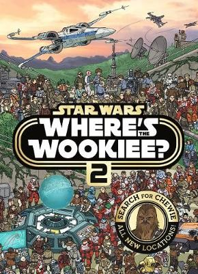 Star Wars Where's the Wookiee 2 Search and Find Activity Book - pr_328010