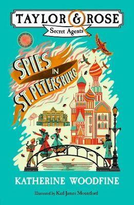 Spies in St. Petersburg -