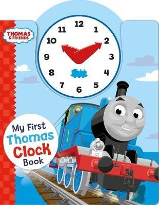 Thomas & Friends: My First Thomas Clock Book - pr_122861