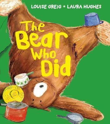 The Bear Who Did - pr_1724048