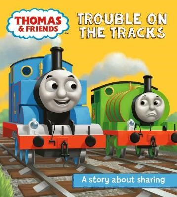 Thomas & Friends: Trouble on the Tracks - pr_118733