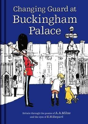 Winnie-the-Pooh: Changing Guard at Buckingham Palace - pr_119733