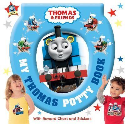 Thomas & Friends: My Thomas Potty Book - pr_325293