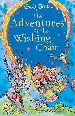 The Adventures of the Wishing-Chair - pr_316507