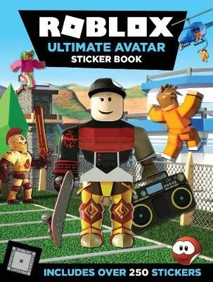 Roblox Ultimate Avatar Sticker Book -