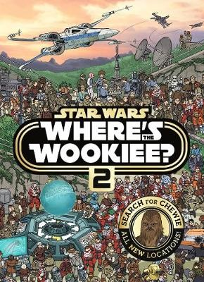 Star Wars: Where's the Wookiee 2? Search and Find Activity Book - pr_121411