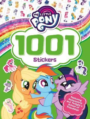 My Little Pony 1001 Stickers -