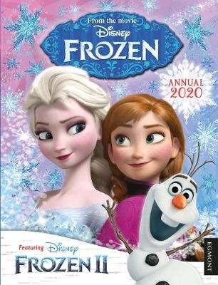 Disney Frozen Annual 2020 -