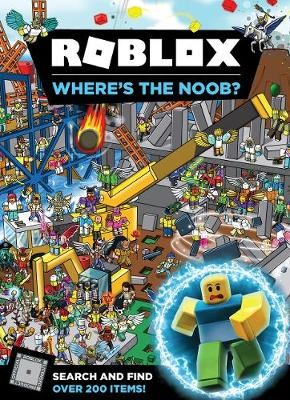 Roblox Where's the Noob? Search and Find Book - pr_111637