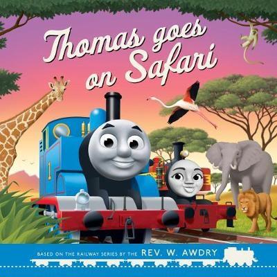 Thomas & Friends: Thomas Goes on Safari - pr_1831518