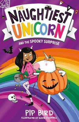 The Naughtiest Unicorn and the Spooky Surprise -