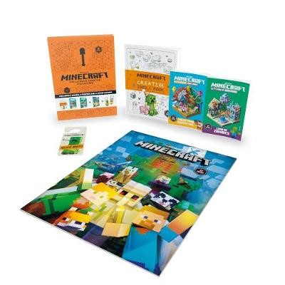 Minecraft The Ultimate Creative Collection Gift Box -
