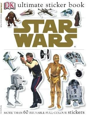 Star Wars Classic Ultimate Sticker Book - pr_19007